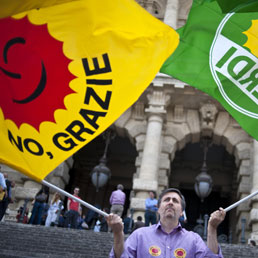 Nucleare, sì al referendum