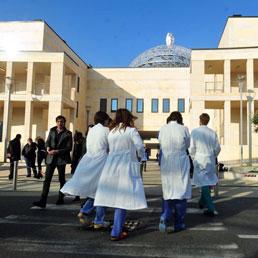 Nella foto l'Ospedale San Raffaele