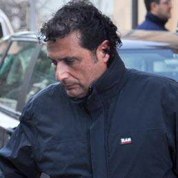 Nella foto il comandante della nave Concordia, Francesco Schettino
