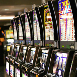 Percentuale slot machine bar