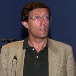 In Umbria arrestato il vicepresidente del consiglio regionale. Nella foto Orfeo Goracci (Ansa)