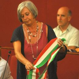 Marta Vincenzi in una foto d'archivio