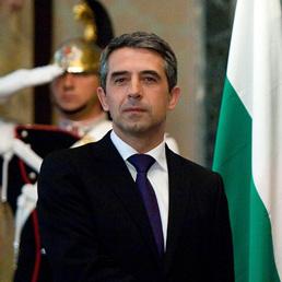 Presidente della Repubblica di Bulgaria, Rosen Plevneliev (Ansa)