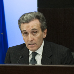 Vittorio Grilli (Ansa)