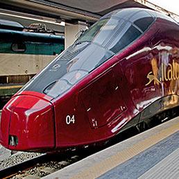 In viaggio con Italo, il nuovo treno di Ntv: salite con noi sul treno