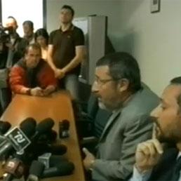 La conferenza stampa dalla Procura di Brindisi