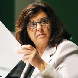 Nella foto il ministro della Giustizia Paola Severino