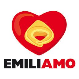 Il logo Emiliamo