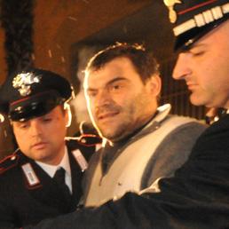 Arresto di Giuseppe Setola
