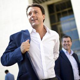 Il sindaco di Firenze Matteo Renzi (Ansa)