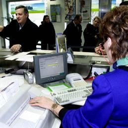 L'ufficio pubblico pagherà per i suoi ritardi