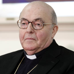Mons. Bruno Schettino in una foto dello scorso gennaio (Imagoeconomica)
