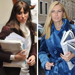 Anna Maria Bernini e Micaela Biancofiore (ImagoEconomica)