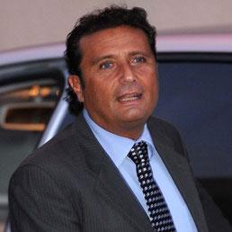 Il comandante della Costa Concordia Francesco Schettino