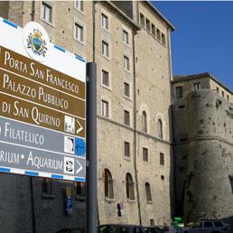 Repubblica di San Marino (Fotogramma)
