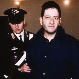 Fabio Savi al momento dell'arresto (Olycom)