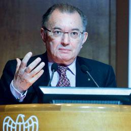 Giorgio Squinzi Presidente di Confindustria (Imagoeconomica)