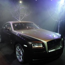 Rolls Royce (Afp)