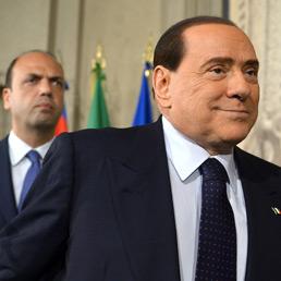Silvio Berlusconi (Afp)