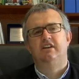 Nino De Masi alla trasmissione televisiva Report - C'è chi dice no - 17/04/2011