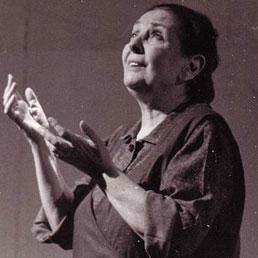 Regina Bianchi (Ansa)