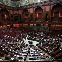 In aula alla camera la legge anti carcere per i for Camera dei deputati on line