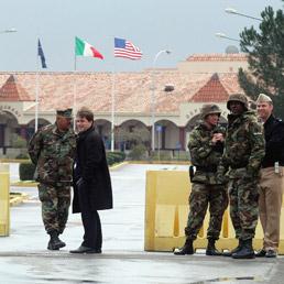 Base americana di Sigonella (Olycom)