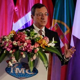 Mario Draghi (Ap)