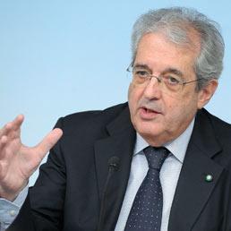 Il ministro dell'Economia e delle Finanze, Fabrizio Saccomanni