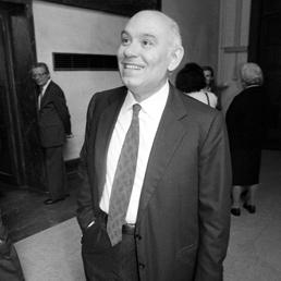 Salvatore Ligresti 1989 (Fotogramma)