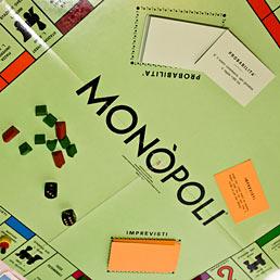 Deputati del pd contro la nuova versione del monopoli for I deputati del pd