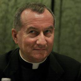 Monsignor Pietro Parolin. (Epa)