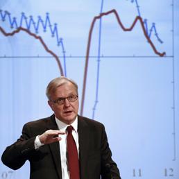 Olli Rehn (Epa)