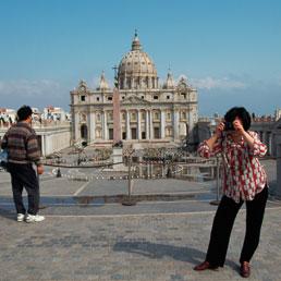 Il turismo in Italia parla sempre più russo e cinese