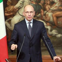 Letta, sui conti pesa l'instabilità politica - Il Governo naviga a vista