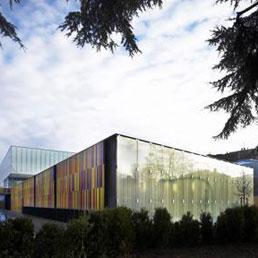 Il nuovo headquarter Coesia: l'impresa si apre alla città