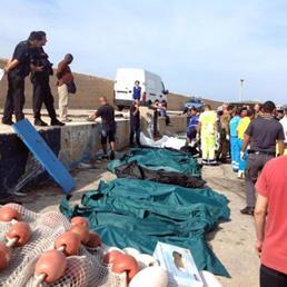 Lampedusa, Alfano: una scena raccapricciante. L'Europa apra gli occhi