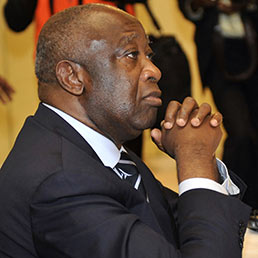 Laurent Gbagbo (Afp)