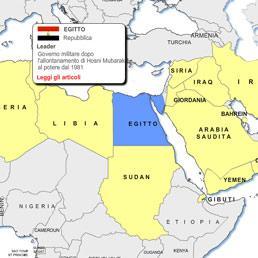 L'atlante delle rivolte arabe