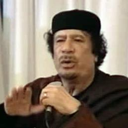 Gheddafi: siamo pronti a una guerra lunga, farete la fine di Hitler e Mussolini