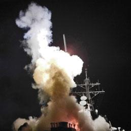 Operazione Odissea all'alba in Libia