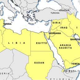 Cartina Africa E Siria.Migliaia In Piazza Nello Yemen 23 Manifestanti Uccisi In Siria