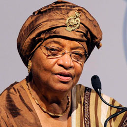Ellen Johnson Sirleaf (Reuters)