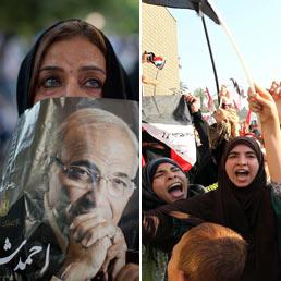 L'Egitto elegge Mohamed Morsi presidente