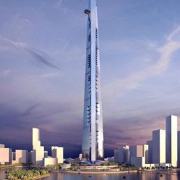 Il grattacielo pi alto del mondo mille metri nel 2018 a - Dubai grattacielo piu alto ...