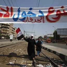 Egitto, la gente chiede le dimissioni di Morsi per le mancate risposte alla crisi economica