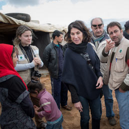 Dalla Siria al Libano in cerca di libertà: la storia del piccolo Sajed fuggito dalla guerra - Foto