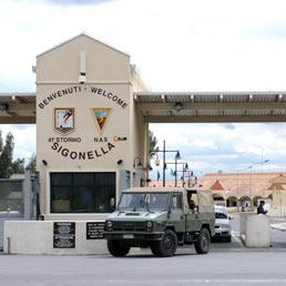 Base di Sigonella (Ansa)