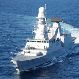 Navi da guerra italiane verso la siria ma per proteggere i for Andrea doria nave da guerra