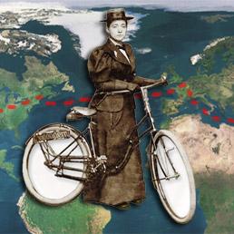 Miss Londonderry: la donna che sfidò il mondo su due ruote
